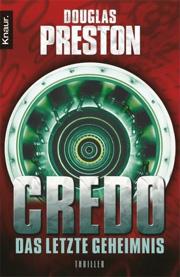 Cover Credo. Das letzte Geheimnis