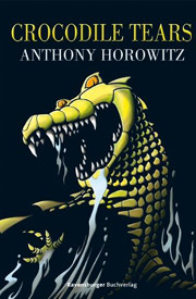 Cover Alex Rider - Crocodile Tears