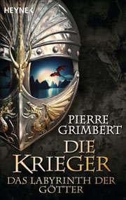 Cover Die Krieger - Das Labyrinth der Götter