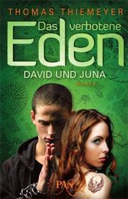 Cover Das verbotene Eden - David und Juna
