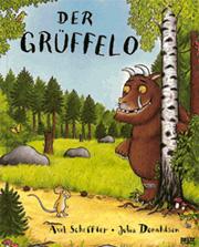 Cover Der Grüffelo
