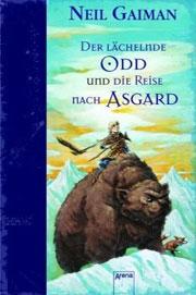 Cover Der lächelnde Ott und die Reise nach Asgard
