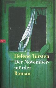 Cover Der Novembermörder