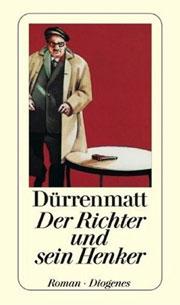 Cover Der Richter und sein Henker