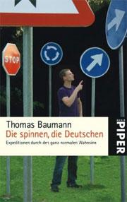 Cover Die spinnen, die Deutschen