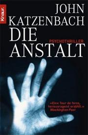 Cover Die Anstalt