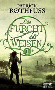 Cover Die Königsmörder-Chronik. Zweiter Tag - Die Furcht des Weisen 1