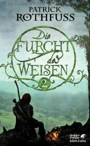 Cover Die Königsmörder-Chronik. Zweiter Tag - Die Furcht des Weisen 2