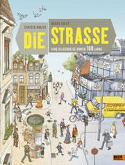 Cover Die Straße