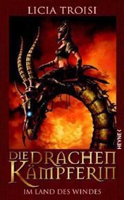 Cover Die Drachenkämpferin - Im Land des Windes