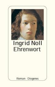 Cover Ehrenwort