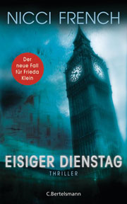 Cover Eisiger Dienstag