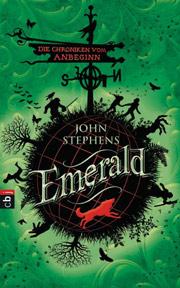 Cover Die Chroniken vom Anbeginn - Emerald
