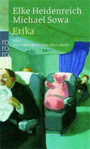 Cover Erika oder der verborgene Sinn des Lebens