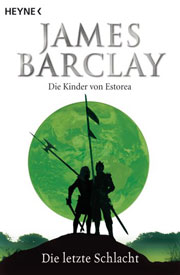 Cover Die Kinder von Estorea - Die letzte Schlacht