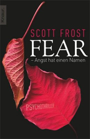 Cover Fear - Angst hat einen Namen