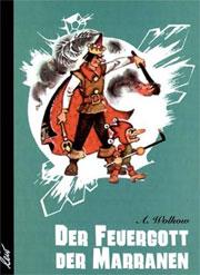 Cover Der Feuergott der Marranen
