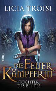 Cover Die Feuerkämpferin - Tochter des Blutes