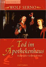 Cover Tod im Apothekenhaus