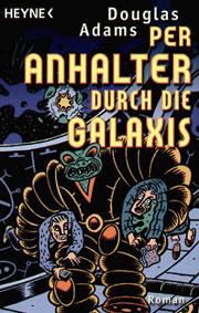 Cover Per Anhalter durch die Galaxis