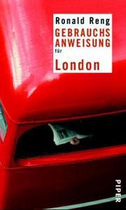 Cover Gebrauchsanweisung für London