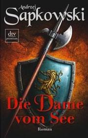Cover Die Geralt Saga - Die Dame vom See