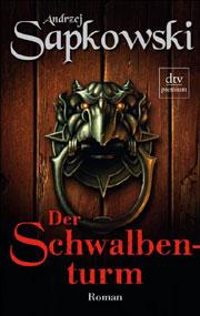 Cover Die Geralt Saga - Der Schwalbenturm