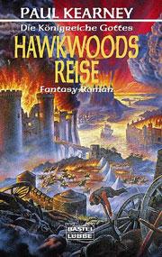 Cover Die Königreiche Gottes - Hawkwoods Reise