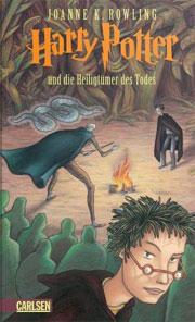 Cover Harry Potter und die Heiligtümer des Todes