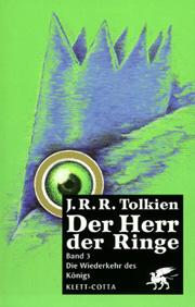 Cover Der Herr der Ringe - Die Rückkehr des Königs