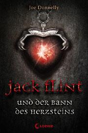 Cover Jack Flint und der Bann des Herzsteins