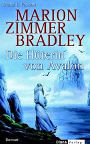 Cover Die Hüterin von Avalon