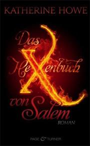 Cover Das Hexenbuch von Salem