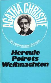 Cover Hercule Poirots Weihnachten