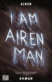 Cover I am Airen Man