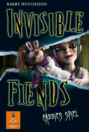 Invisible Fiends - Caddies Spiel