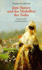 Cover Jane Austen und das Medaillon des Todes