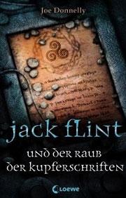 Cover Jack Flint und der Raub der Kupferschriften