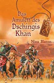 Cover Das Amulett des Dschingis Khan