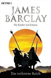 Cover Die Kinder von Estorea - Das verlorene Reich