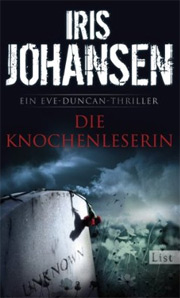 Cover Die Knochenleserin