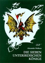 Cover Die sieben unterirdischen Könige