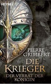 Cover Die Krieger - Der Verrat der Königin
