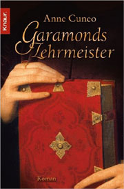 Cover Garamonds Lehrmeister
