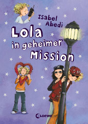 Cover Lola in geheimer Mission