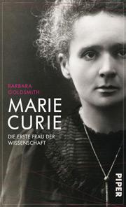 Cover Marie Curie - Die erste Frau der Wissenschaft