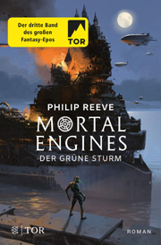Cover Mortal Engines – Der Grüne Sturm