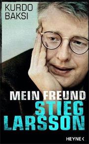 Cover Mein Freund Stieg Larsson