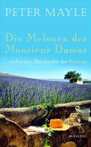 Cover Die Melonen des Monsieur Dumas