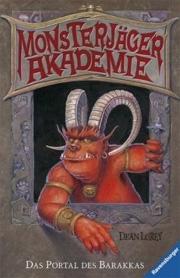 Cover Monsterjäger Akademie - Das Portal des Barakkas